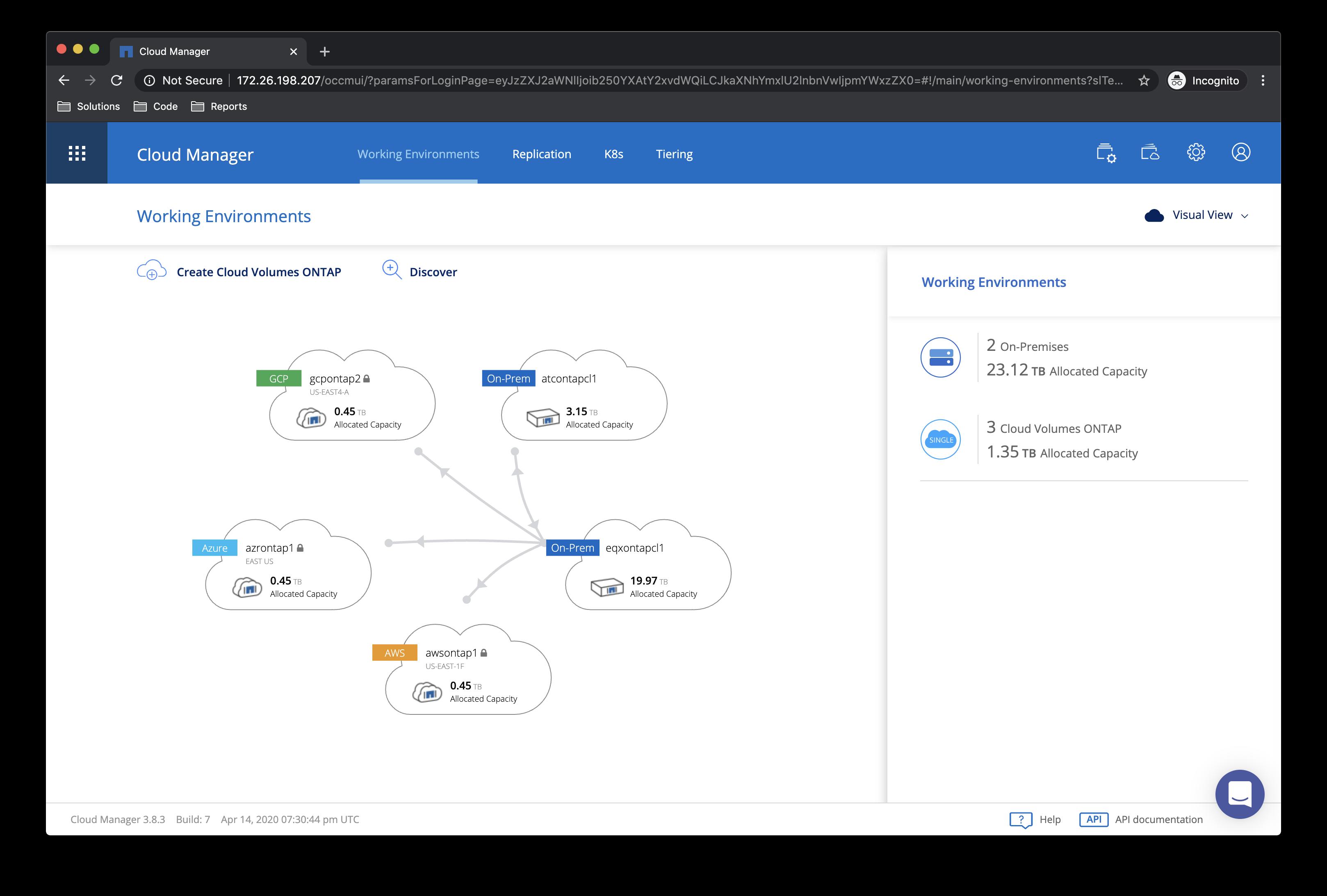 Cloud Volume Ontap으로 AWS-Azure data migration 하기 (1편 CVO 소개)